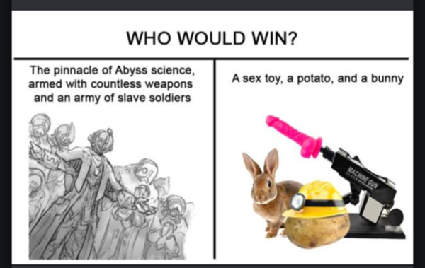 Who Would Win? | Made In Abyss | Know Your Meme