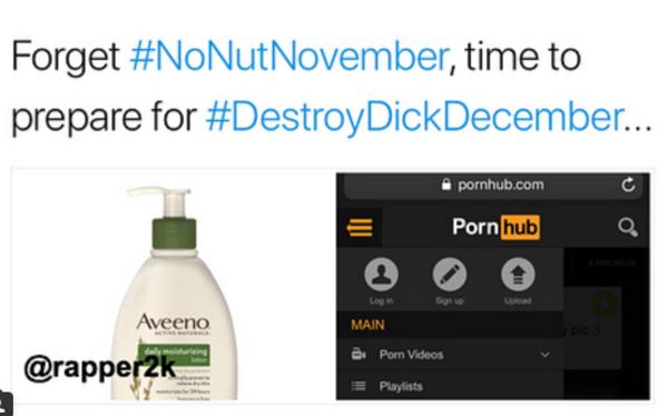 destroy dick december