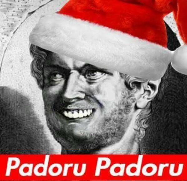 Aesthetic PADORU | Padoru | Know Your Meme
