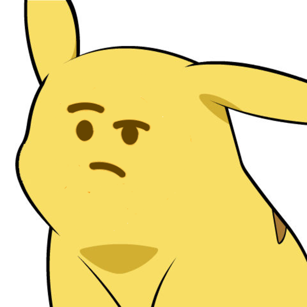 Give pikachu a face image gallery know your meme pikachu face yellow facial expression nose smile black and white head emotion clip art line art pronofoot35fo Image collections