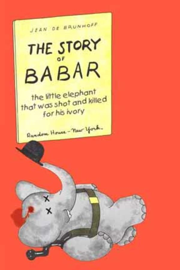 Children Book Cover Meme : The end of babar children s book cover parodies know