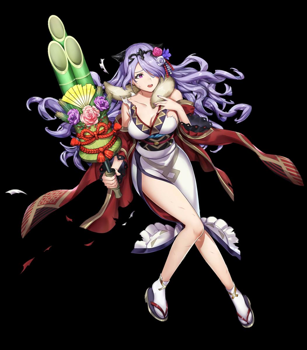 Camilla fire emblem