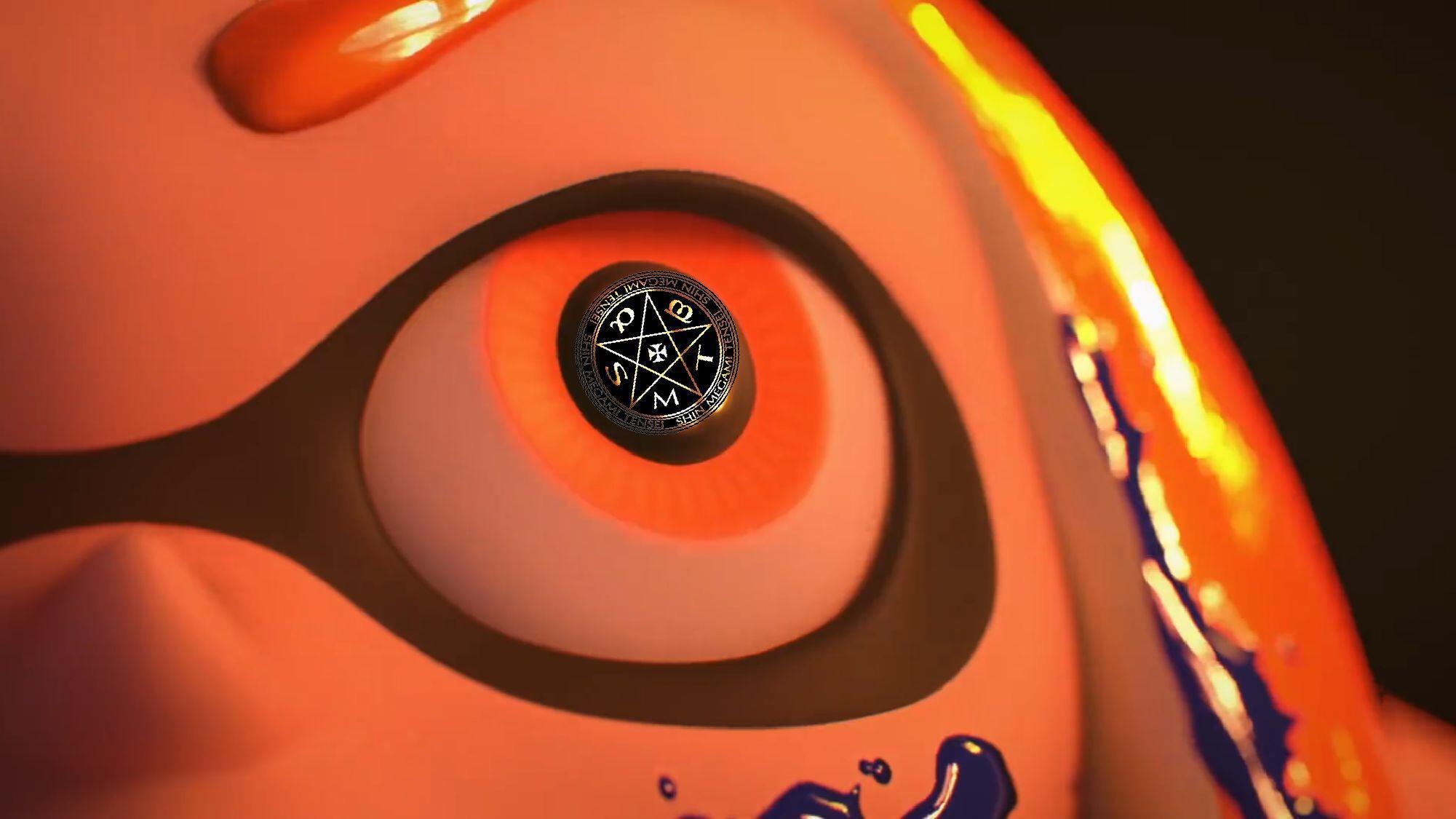 Bruno Mars Review >> Inkling Confirmed For Shin Megami Tensei V | Inkling Girl's Eye | Know Your Meme