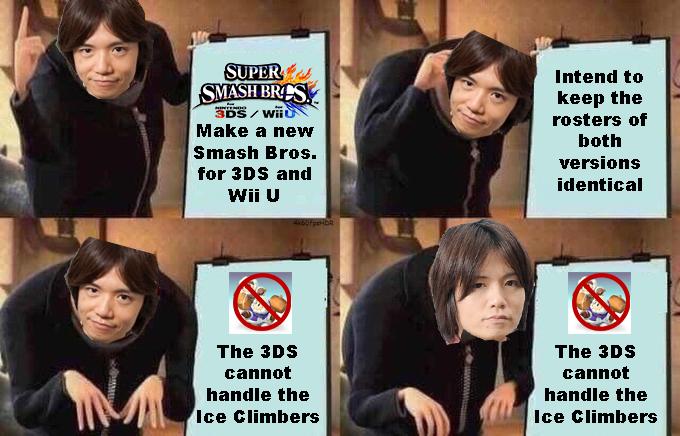 Smash 4's Development in a nutshell | Gru's Plan | Know ...
