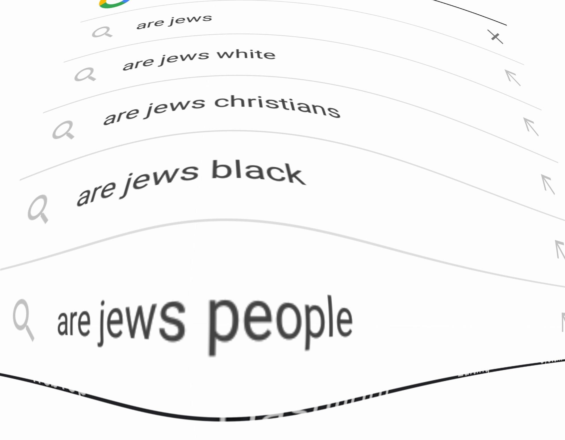 What ARE Jews???????   Google Search Suggestions   Know ...