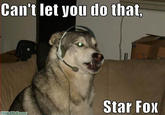 I Can't Let You Do That Star____