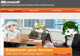 Microsoft Ad Photoshop Controversy