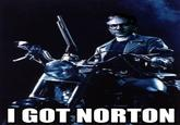 I GOT NORTON