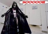 Darth Vader's Noooooooooooo!