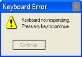 Fake/Funny Error Messages