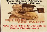 The Solo Regiment