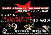 Rage Against The Machine For Christmas No. 1