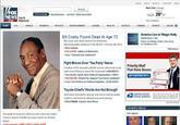 Bill Cosby is dead
