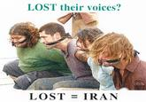 LOST=IRAN