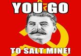 Stalin Says