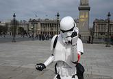 Dancing Stormtrooper