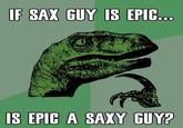 Epic Sax Guy (hidden)