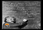 Einstein Blackboard