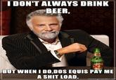 Most Interesting Man in the World