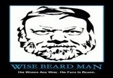 Mark Bunker/Wise Beard Man