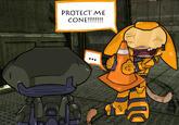 Protect me Cone