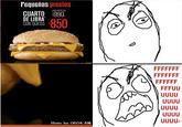 Cuarto de libra con queso