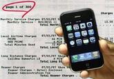 300 Page iPhone Bill