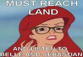 Hipster Mermaid / Hipster Ariel