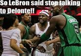 So Lebron Says (Heat Hate)