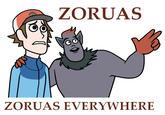 Zorua Spam