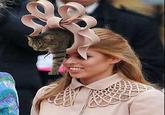 Princess Beatrice Royal Wedding Hat