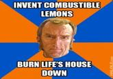 Cave Johnson / Combustible Lemons