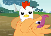 Scootaloo is a Chicken