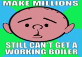 Idiot Karl Pilkington