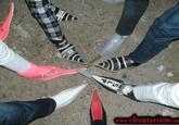 Mexican Pointy Boots/Tribal Guarachero