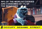#OccupySesameStreet