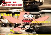 No, This Is Patrick