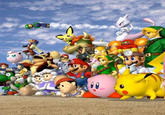 Super Smash Bros. Character Predictions