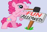 Pony Reactions