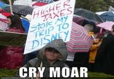 Cry Moar