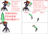 Shining Finger Sword