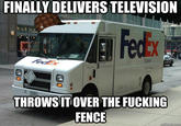 Fed-Ex Delivery Video