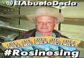 #Rosinesing