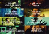 I Am Jack's X