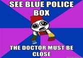 Doctor Who Addict