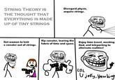 Troll Science / Troll Physics