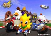 Chocobo Racing Remixes