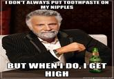 Toothpasting