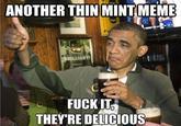 Upvoting Obama