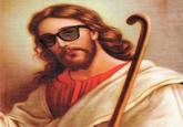Hipster Jesus